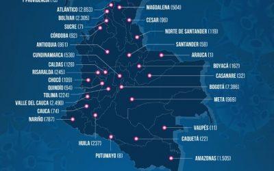 Atención 36 nuevos casos de coronavirus en el Tolima