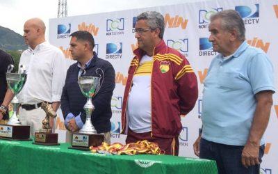 De manera sorpresiva, renunció del presidente de la Liga de Fútbol del Tolima Cesar Guzmán