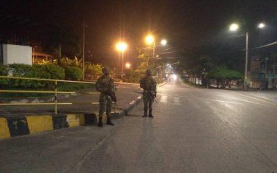 Toque de queda nocturno continuará vigente durante este puente festivo en Ibagué