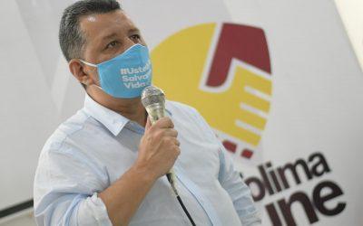 """""""La única manera de sacar adelante a Ibagué y el Tolima, es trabajando unidos, y lo estamos haciendo, Gobernador Ricardo Orozco¡¡"""