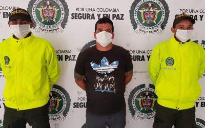 """Con la captura de """"Colmena"""" el tercero más buscado de Ibagué, las autoridades van por más"""