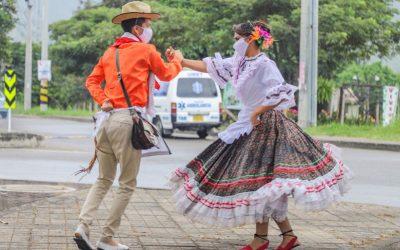 Prográmese este fin de semana, con el desfile de carrozas que llegarán a las 13 comunas de Ibagué