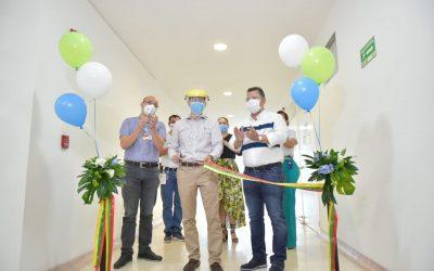Alcaldía de Ibagué, habilita área de hospitalización en Unidad de Salud Mental