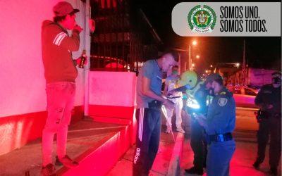 Policía entregó balance operativo. Capturas, inmovilizaciones, comparendos e incautaciones, los Ibaguereños se están portando mal