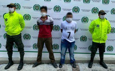 10 mil dosis de marihuana incautados, y varias personas capturadas por diferentes delitos, balance de las autoridades