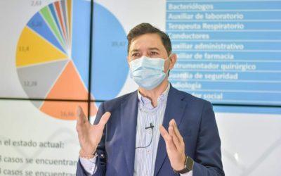 Que se suspendan todas las restricciones, la gente necesita trabajar, alcalde Hurtado
