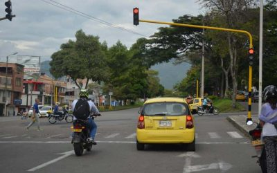 Así quedó el nuevo pico y placa para taxis desde hoy jueves 1 de octubre en Ibagué