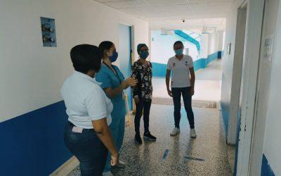 Secretaría de Salud, realizó auditoría a la Clínica Tolima, atendiendo denuncias por supuesto mal servicio