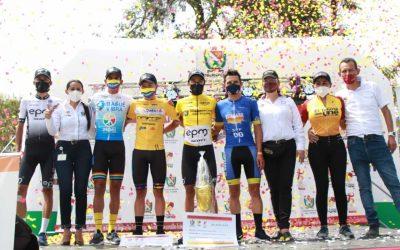 Aldemar Reyes y Jenifer Ducuara, campeones de la Vuelta al Tolima 2020, así fue el evento