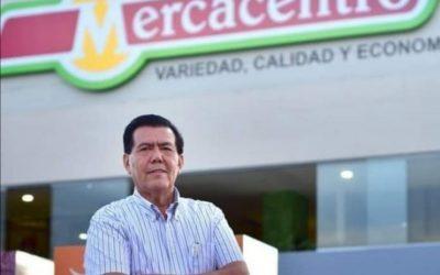 El Tolima amaneció de luto, murió don Carlos Alvarado Parra, fundador de Mercacentro