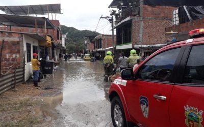 Alerta amarilla en el Tolima por temporada de lluvias que han generado graves emergencias
