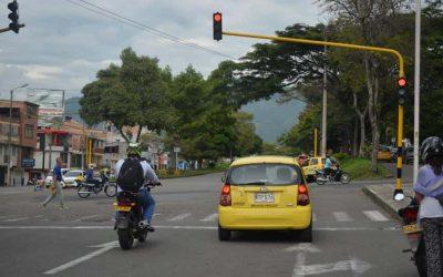 Se inició señalización vial en Ibagué, con una inversión de $ 500 millones