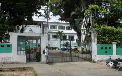 Estudiantes del colegio San Simón en Ibagué, se van a graduar sin diploma