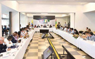 Ibagué, recibe hoy miércoles al presidente Iván Duque, Ministros y alcaldes del país, en el marco de la XVIII Cumbre de Asocapitales,