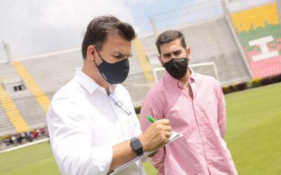 Atención, ratificada Ibagué como la sede del Sudamericano de Fútbol Sub 20