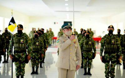 Nuevos Comandantes llegan asumir varias unidades tácticas de la Sexta Brigada del Ejército Nacional