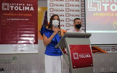 Lotería del Tolima logra la certificación de calidad de todos sus procesos, y se consolida como una de las mejores del país
