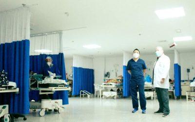 El Hospital Federico Lleras Acosta, llegó al 100% en sus servicios de salud, Urgencias presenta el 125%