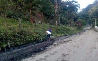 Consorcio Juntas Tolima, realizará la interventoría al contrato del mejoramiento de la vía Ibagué -Juntas