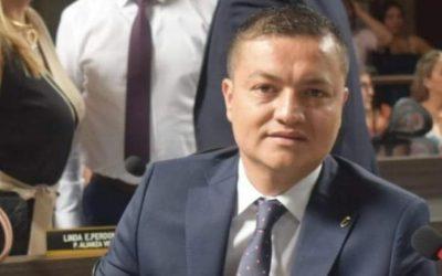 Arturo Castillo, de escolta político a presidente del Concejo