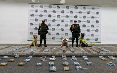 Autoridades de Ibagué incautaron más de 100.000 dosis de marihuana