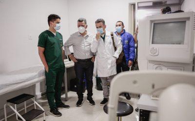 Nuevas unidades especializadas y equipos biomédicos recibió Hospital Alfonso Jaramillo Salazar en El Líbano