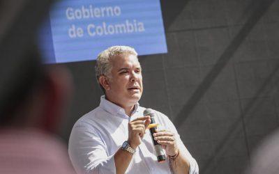 Estos fueron los 15 compromisos del Presidente Duque para combatir la criminalidad en el Departamento del Tolima