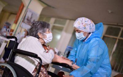 Adultos mayores de 80 años que no tengan EPS serán vacunados a través de la Unidad de Salud de Ibagué