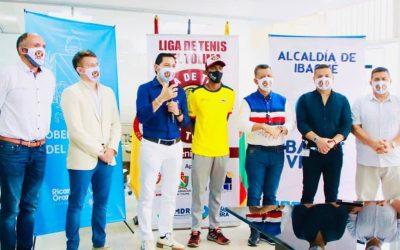 En Ibagué se realizará, Torneo Internacional de Tenis de Campo