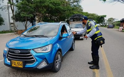 Ojo a los descuentos por multas de tránsito aprobados por el Gobierno Nacional