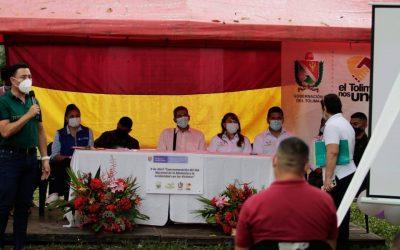 En el Tolima existen 170.000 víctimas del conflicto armado, en Ataco fueron conmemoradas