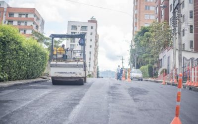 Alcaldía de Ibagué se comprometió a invertir 15.000 millones en obras de la malla vial