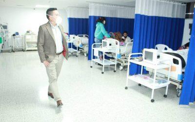 Ojo !! Podría haber ampliación de toque de queda en Ibagué, ocupación UCI hospitales alcanzó el 70%