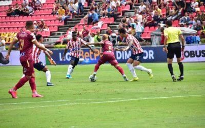 Deportes Tolima tendrá público en el estadio este sábado.