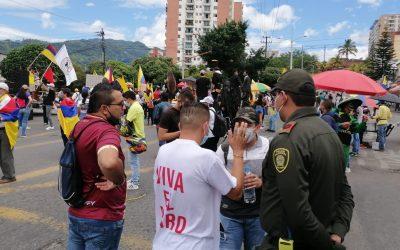 14 detenidos y disturbios en la UT, balance del 20 julio