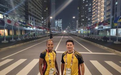 Ingrit Valencia debutará en los Juegos Olímpicos de Tokio el 29 de julio