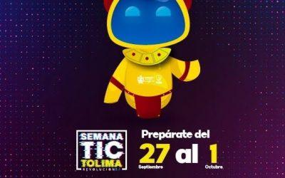¿Cómo participar en la II Semana de las TIC Tolima? aquí les contamos