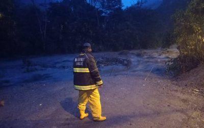 Ibagué amaneció en emergencia por lluvias, barrios y veredas inundadas