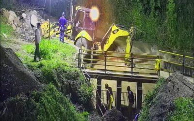 Restablecido el servicio de agua potable en Ibagué