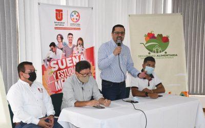 "Proyecto de ""Seguridad Alimentaria"" beneficiará a 1.000 familias tolimenses"